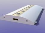 Concept LED Undercabinet light fixture - white 2