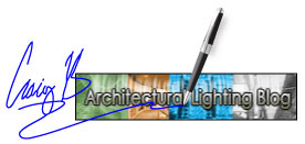 Thanks for Reading - Craig B - The Architectural Lighting Blog
